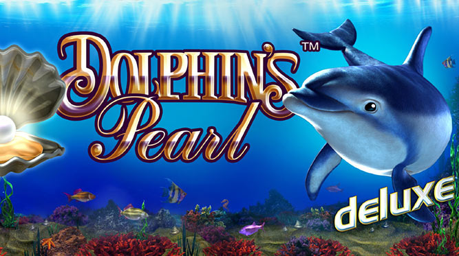 dolphin pearl deluxe slot