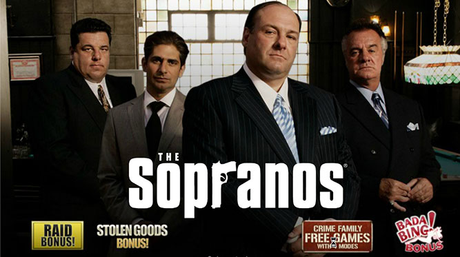 Slot machine The Sopranos (I Soprano)
