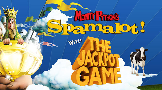 Spamalot Slot Machine