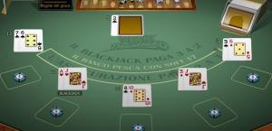 blackjack vegas downtown multi-hand