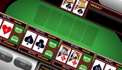showdown poker texas hold'em