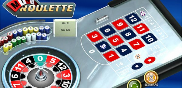 il gioco Mini Roulette