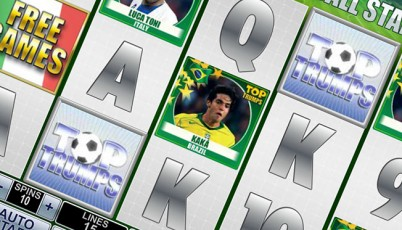 la slot machine world football stars