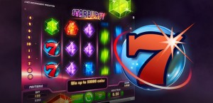 la slot machine Starburst gratis in versione flash completa
