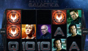 slot machine battlestar galactica