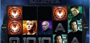 slot machine battlestar galactica