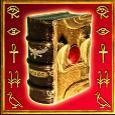 simbolo per il gioco bonus in Book of Ra