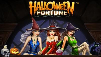 la slot machine Halloween Fortune