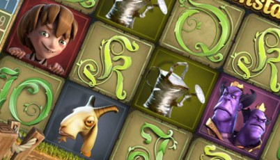 il gioco di slot Jack and the Beanstalk