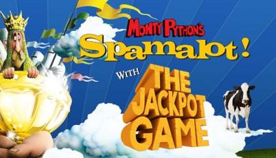 la slot machine Monty Pythons Spamalot