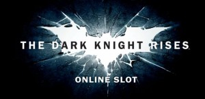 la slot machine Batman, the Dark Knight Rises