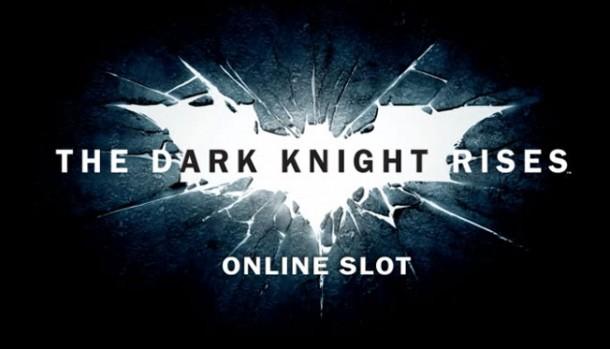 la slot machine Batman, the Dark Knight Rises