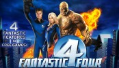 la slot machine I Fantastici 4