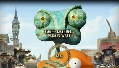 la slot machine Rango