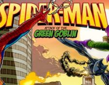 slot machine Spiderman, the Attack of the Green Goblin