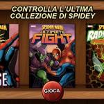 modalità bonus e free spin  nella slot machine Spiderman