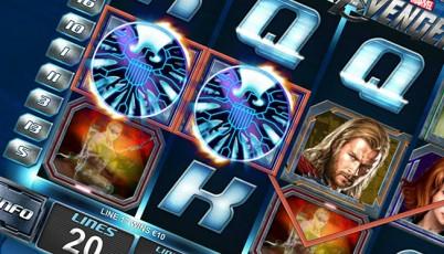 la slot machine The Avengers