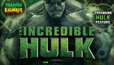 la slot machine L'Incredibile Hulk