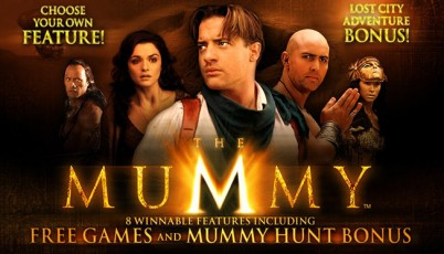 la slot machine The Mummy - La Mummia