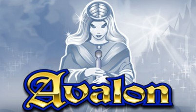 slot machine Avalon (Microgaming)